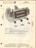 pilot radio model af-605 am fm tuner sams photofact manual