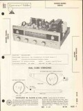 bogen presto model srb40 am fm stereo receiver sams photofact manual