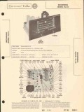 browning laboratories model rj-43 am fm tuner sams photofact manual
