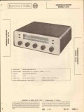 harman-kardon model ta-10 am fm radio receiver sams photofact manual