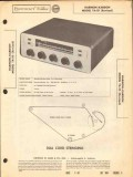 harman-kardon model ta-10 am fm receiver revised sams photofact manual