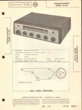 harman-kardon model ta-120 am fm receiver sams photofact manual