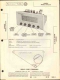 allied radio knight model sx14l721 am fm tuner sams photofact manual