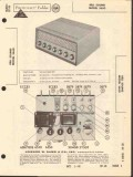 bell sound model 5650 5 channel audio amplifier sams photofact manual