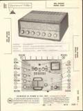 bell sound model 5660 5 channel audio amplifier sams photofact manual