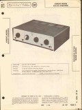 allied radio knight model kn-515 15w amplifier sams photofact manual
