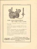 c j tagliabue mfg company 1922 the old reliable of tag line vintage ad