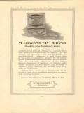 american optical company 1923 wellsworth 45 bifocals vintage ad