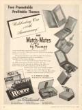 C F Rumpp Sons 1950 Vintage Ad Leather Promotable Profitable Themes