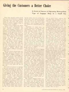 penns luggage shop 1950 newport news va better choice vintage article