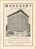 c c mengel brother company 1912 onondaga hotel syracuse ny vintage ad