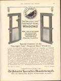 patented specialties mfg company 1912 daylight unit windows vintage ad