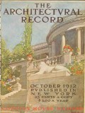 architectural record 1912 vintage adolph treidler country house print