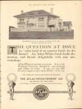 atlas portland cement company 1912 kp jones residence kc mo vintage ad