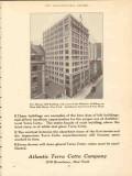 atlantic terra cotta company 1910 murray hill building nyc vintage ad