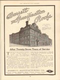 barrett mfg company 1910 city building st john nb ca roof vintage ad