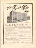 barrett mfg company 1910 phelps publishing springfield ma vintage ad