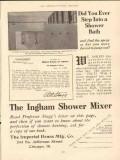 imperial brass mfg company 1910 bartlett gym vintage ad