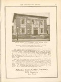 atlantic terra cotta company 1911 bishop stang day nursery vintage ad