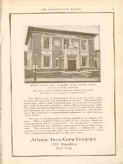 atlantic terra cotta company 1911 bishop stang day nursery vintage ad
