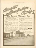 barrett mfg company 1911 phelps publishing springfield ma vintage ad