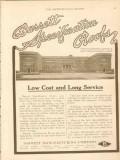 barrett mfg company 1911 westwood public school oh roof vintage ad