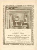 l wolff mfg company 1911 bathrooms shown suggestion booklet vintage ad