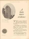 atlas portland cement company 1913 seneca bldg buffalo ny vintage ad