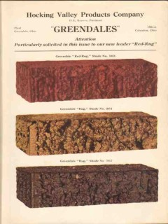 hocking valley products company 1913 greendale red rugs vintage ad