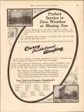 philip carey company 1913 perfect service hot cold weather vintage ad