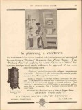 pittsburg water heater company 1913 in planning a residence vintage ad