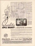 pfaudler company 1934 apple brandy glass lined equipment vintage ad