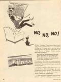 cleveland press 1947 no coverage ne ohio newspaper media vintage ad
