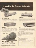 aluminum company of america 1954 alcoa process industries vintage ad