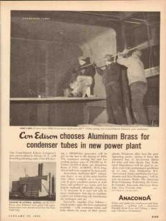 american brass company 1954 con edison aluminum anaconda vintage ad