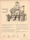bell telephone system 1954 prepared trouble problems needs vintage ad