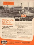 Black Sivalls Bryson Inc 1954 Vintage Ad Oil Gas Well Right Conditions