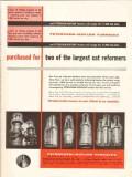 Petro-Chem Development Company 1954 Vintage Ad Largest Cat Reformers