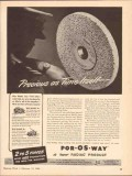 a p de sanno son inc 1943 precious time itself por-os-way vintage ad