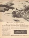 airearch mfg company 1943 beat fog kiska feel repaid vintage ad