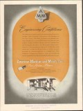 american machine metals inc 1943 engineering competence vintage ad