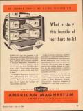 american magnesium corp 1943 story bundle test bars tell vintage ad