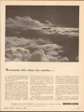 boeing 1943 everybody talks weather stratoliner ww2 vintage ad