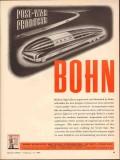 bohn aluminum brass corp 1943 post-war products ww2 vintage ad