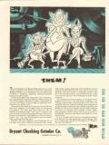 bryant chucking grinder co 1943 them light metal age ww2 vintage ad