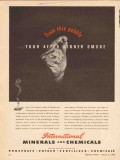 international minerals chemical co 1943 from this pebble vintage ad