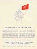 pittsburgh plate glass company 1943 impossible take long vintage ad
