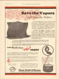 Black Sivalls Bryson Inc 1930 Vintage Ad Oil Tank Save Vapors Dollars