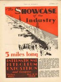 International Petroleum Exposition 1930 Vintage Ad Industry Showcase