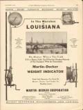 Martin-Decker Corp 1930 Vintage Ad Vacuum Oil Company Lockport Field